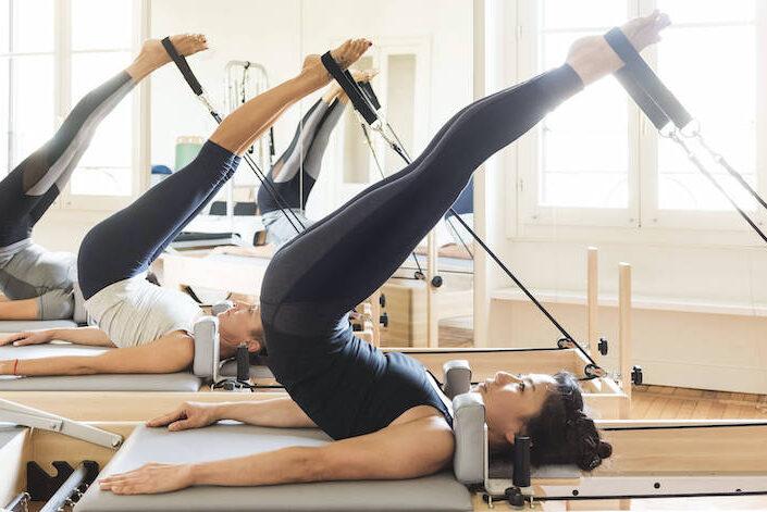 Forza e Armonia nel Pilates